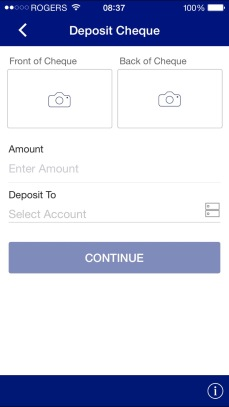 rbc mobile how to add an account